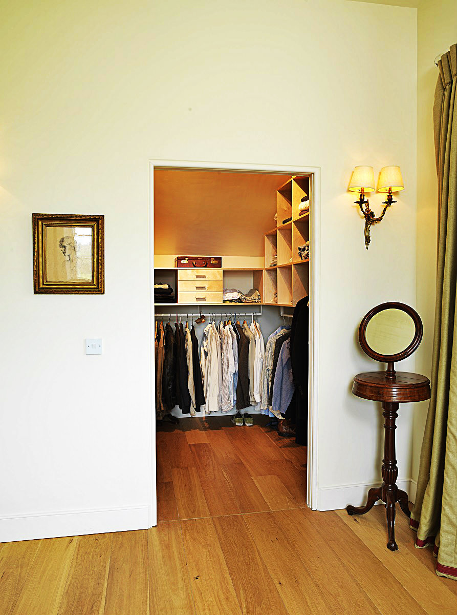 Bespoke Wardrobe Handmade In Scotland