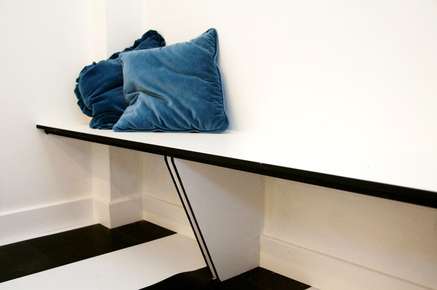 Fitted Kitchen Bench Designed And Handmade in Inverclyde
