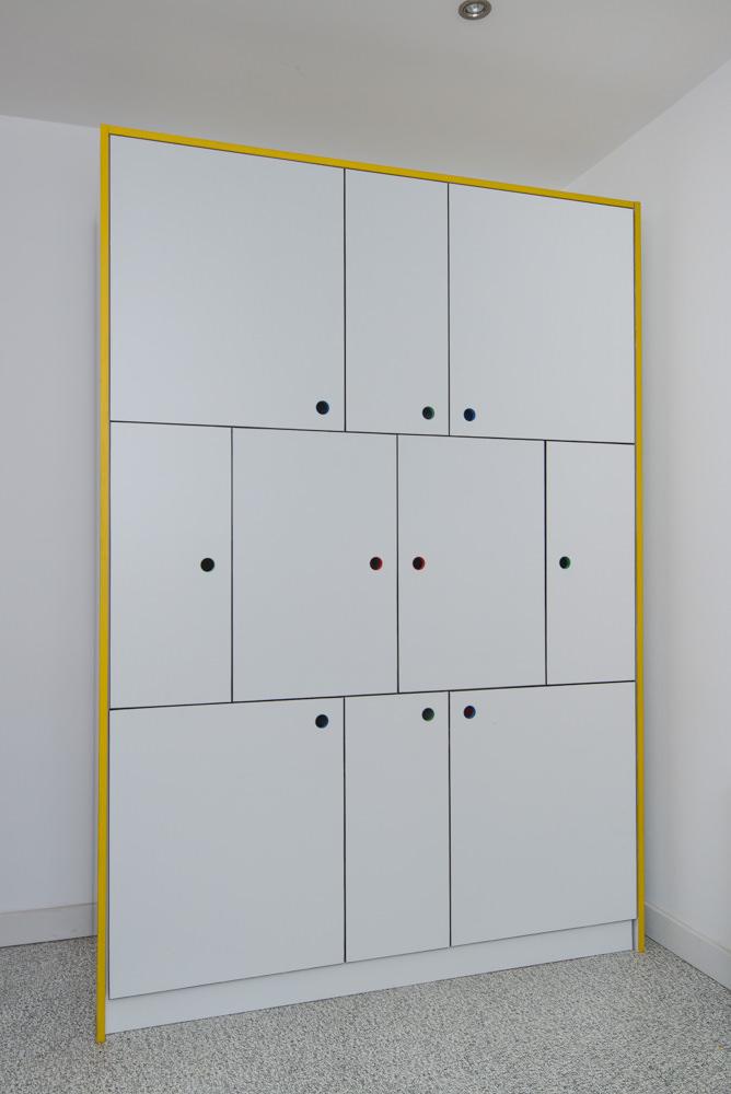 Bespoke Playroom Cupboard
