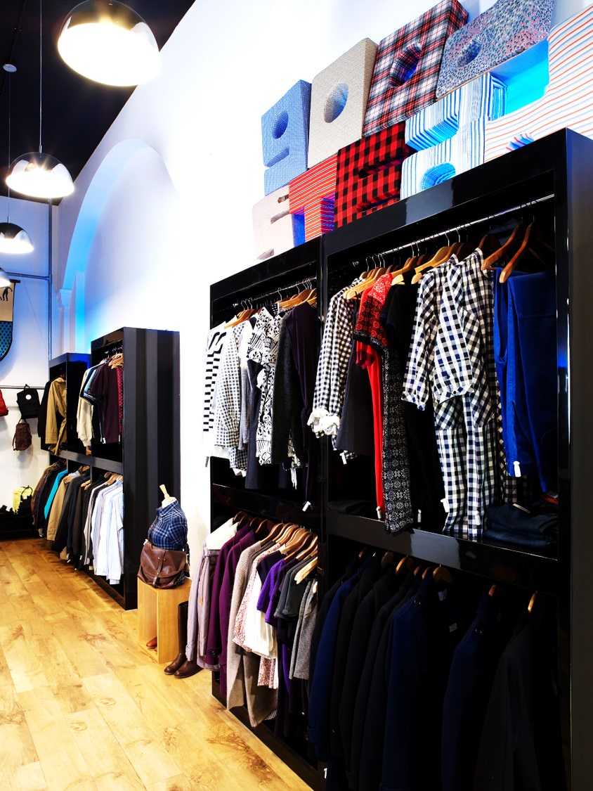 Custom Made Retail Shop Fit