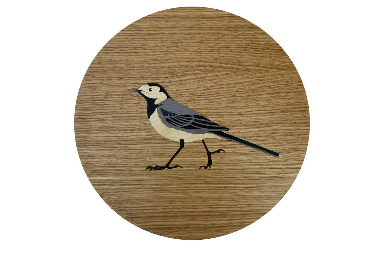 Oak Table Wagtail Design