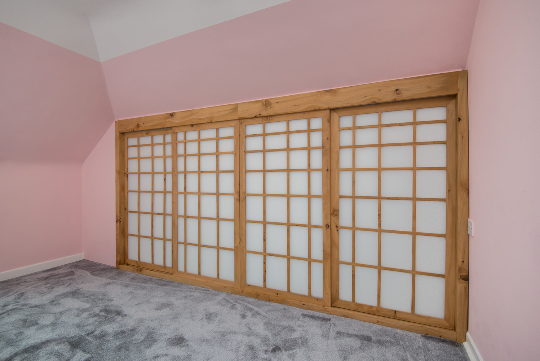 Handmade Modern Tallboy. Bespoke Modern Screen Door ...