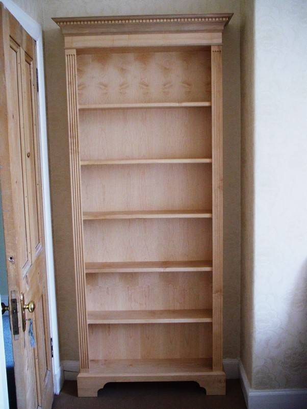 Bespoke Bookcase By David Watson