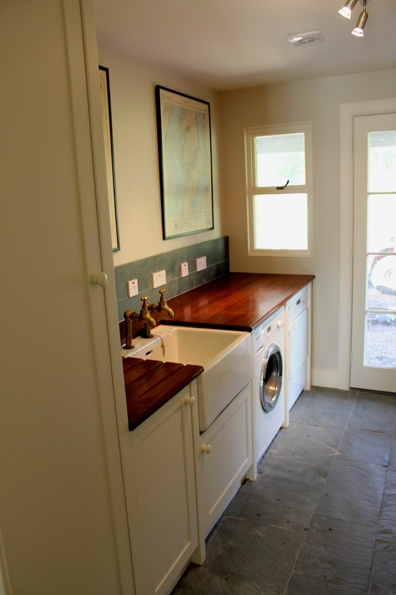 Utility And Laundry Room For Home In Argyll And Bute
