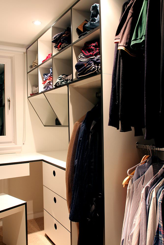 Fitted Wardrobe Shelving