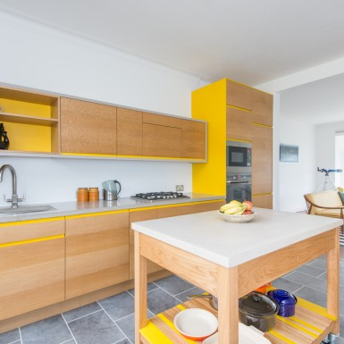 gourock house kitchen